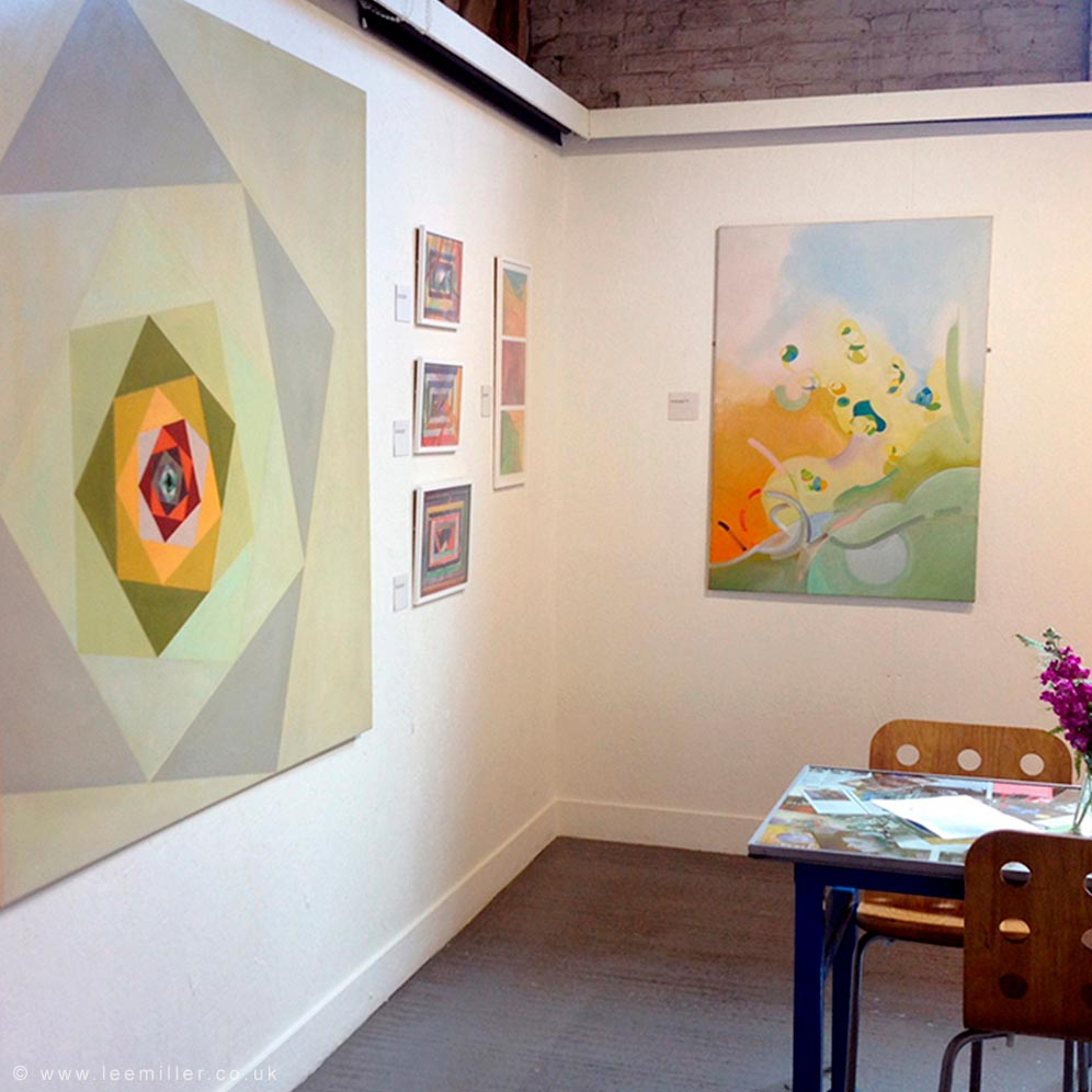 Sheila Donaldson Walters exhibition in Farleys Gallery