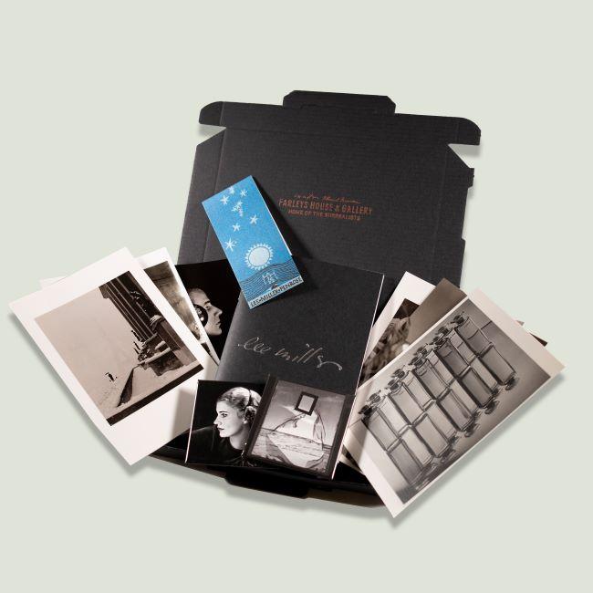 image of a Lee Miller letterbox gift set