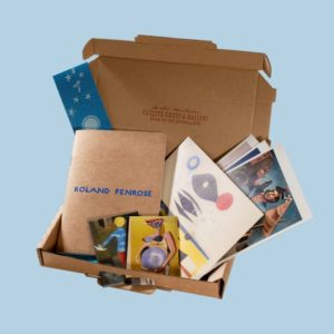 Image of a letterbox gift set